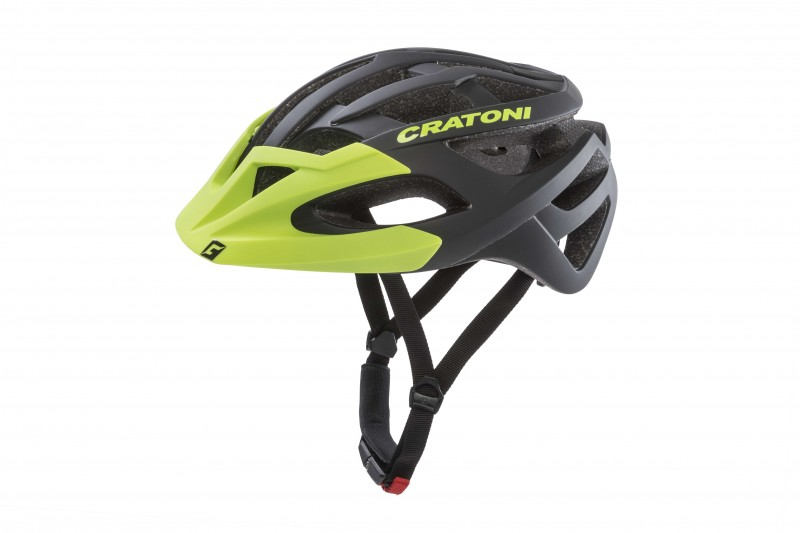 C-Hawk black-green rubber