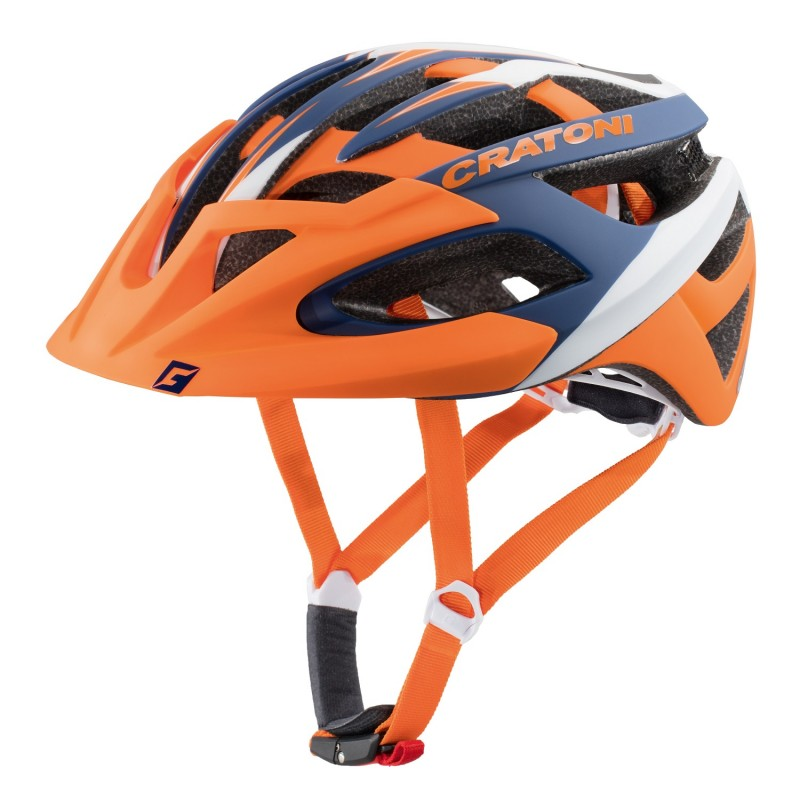 C-Hawk orange-blue-white rubber