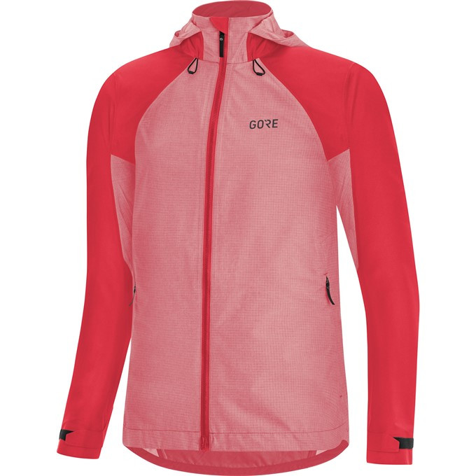 GORE C5 Women GTX Trail Hooded Jacket-hibiscus pink-38