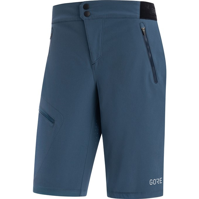GORE C5 Women Shorts-deep water blue-38