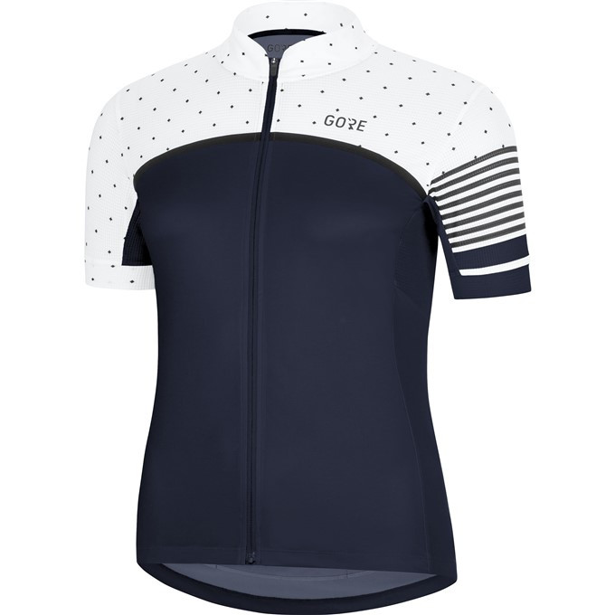 GORE C7 Women CC Jersey-orbit blue/white-38