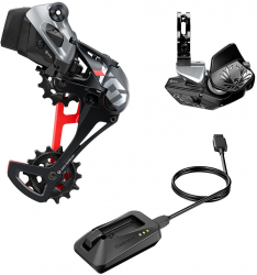 SRAM AM X01 EAGLE AXS UPGRADE KIT RED