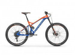 "Mondraker Dune 27,5"" Navy orange size M"