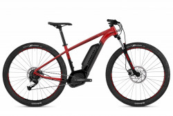 GHOST Hybride Teru B2.9 riot red/jet black - M