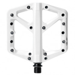 CRANKBROTHERS Stamp 1 Large Summer White / Black pins