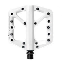 CRANKBROTHERS Stamp 1 Small Summer White / Black pins