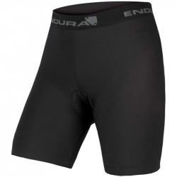Endura Wms Padded Liner, Black M