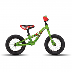 GHOST Powerkiddy 12 green/red/white M19