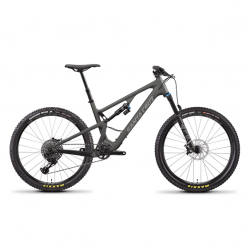 "Santa Cruz 27.5"" 5010 C S-kit Dark Grey"