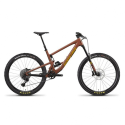 "Santa Cruz 27.5"" Bronson C S-kit Red Tide"