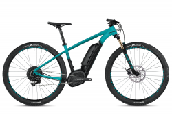 GHOST Ebike Teru B4.9 Electric Blue / Jet Black / Shadow Blue