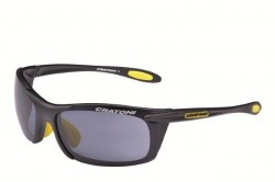 AIR BLAST Black- yellow matt