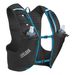 CAMELBAK Ultra Pro Vest Black/Atomic Blue L