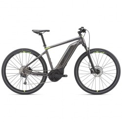 GIANT Explore E+ 3 GTS-M19-M-space grey/green