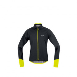 GORE Power GT AS Jacket-black/neon yellow-M
