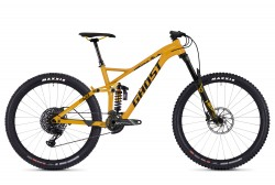 GHOST Framr 8.7 Spectra Yellow / Night Black