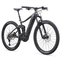 GIANT Stance E+ 1 Pro 29er-M21-S Metallic Black
