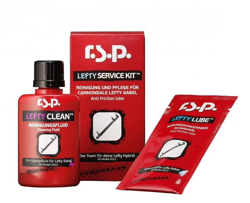 LEFTY SERVICE KIT (50 ml Lefty Clean + 10 ml Lefty Lube)